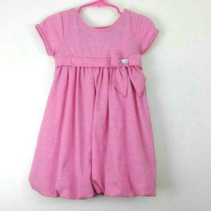 Sweet Heart Rose Pink Dress Size 4